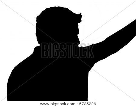 Silhouette Series: People Business Pleasure