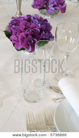 Table Setting Cutlery