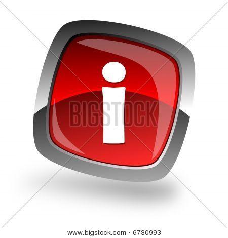 information internet icon