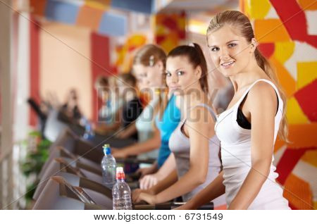 Beauties In Sports Club