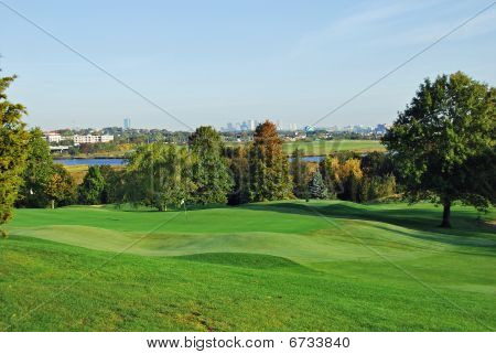 Difficult Green Great View