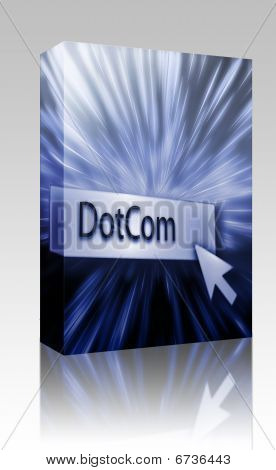 Dotcom Button Box Package