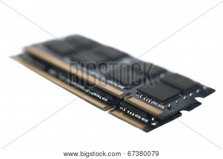 Golden Ram Connectors At An Angle