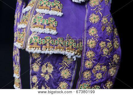 Costums Of A Bullfighter