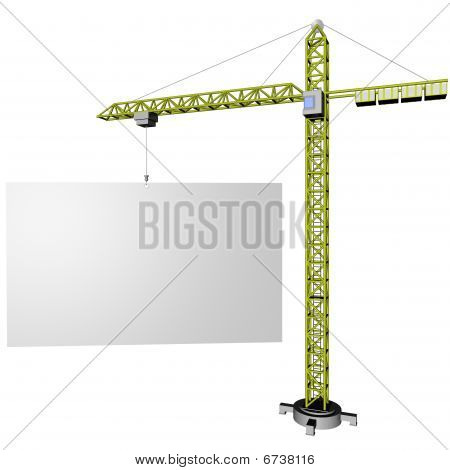 Construction Billboard