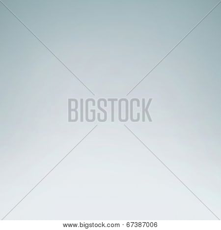 Abstract illustration background texture of beauty dark and light blue, gray, white gradient flat wall in empty spacious room interior