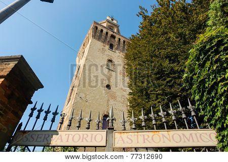Astronomical Observatory La Specola Tower