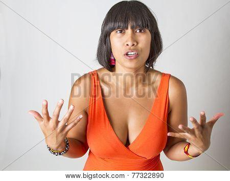 Explaining Woman