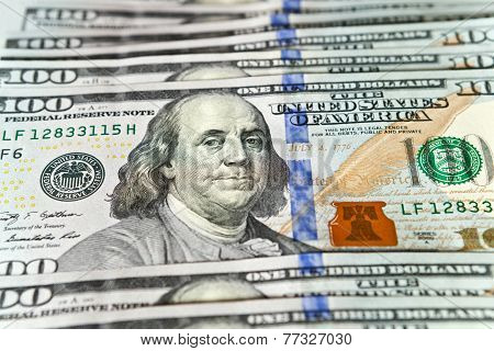 Money - New Dollars