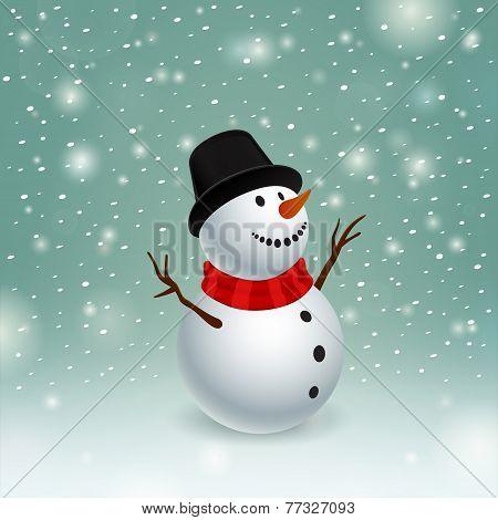Beauty Snowman