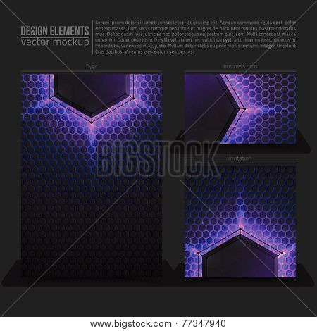 Design Vector Elements Template