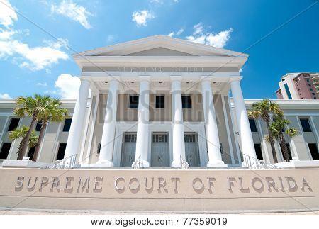 Supreme Court of Florida Exterior