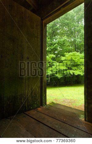 Cabin Door