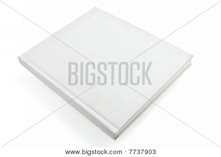 White Casebound Book