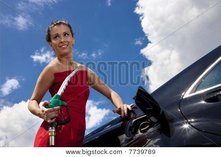 Sexy gas station stuff