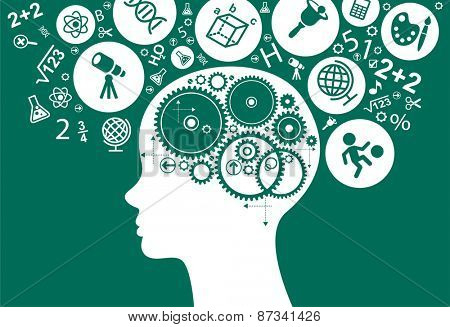 The concept of modern education. 