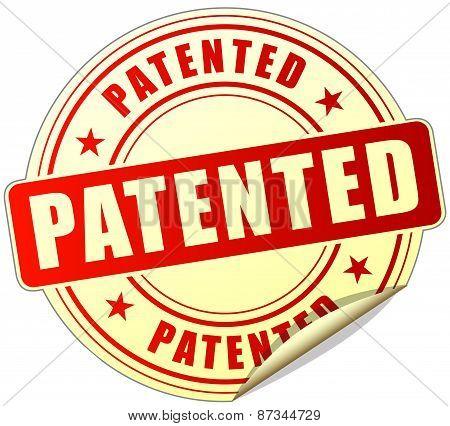 Patented Label Design