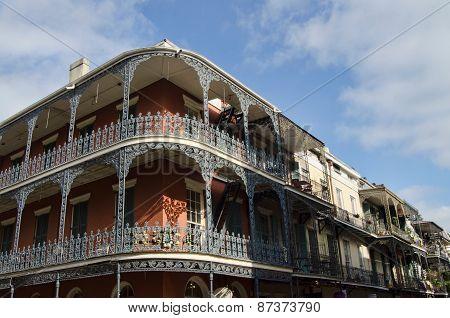 French Quarter Corner