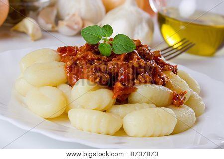 Gnocchi Di Patata