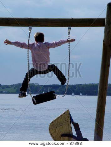 Swing + Jump