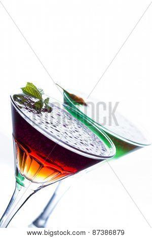 Molecular mixology - Fresh cocktail  poster