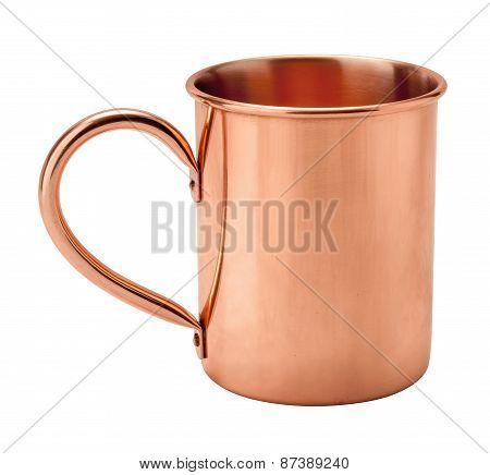 Vintage Copper Mug