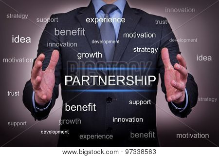 Partnership Between Two Hand