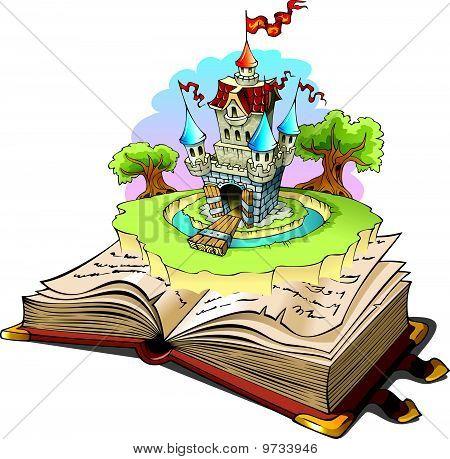 Magic world of tales