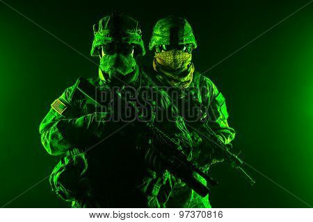 paratroopers airborne infantry