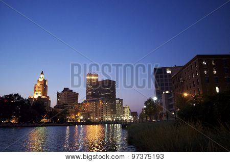 Providence River Front
