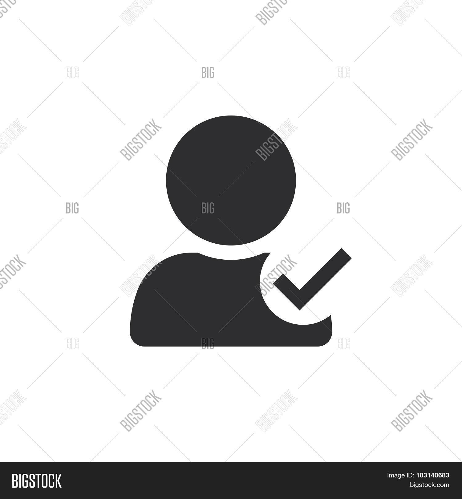 User Profile Symbol Vector Photo Free Trial Bigstock