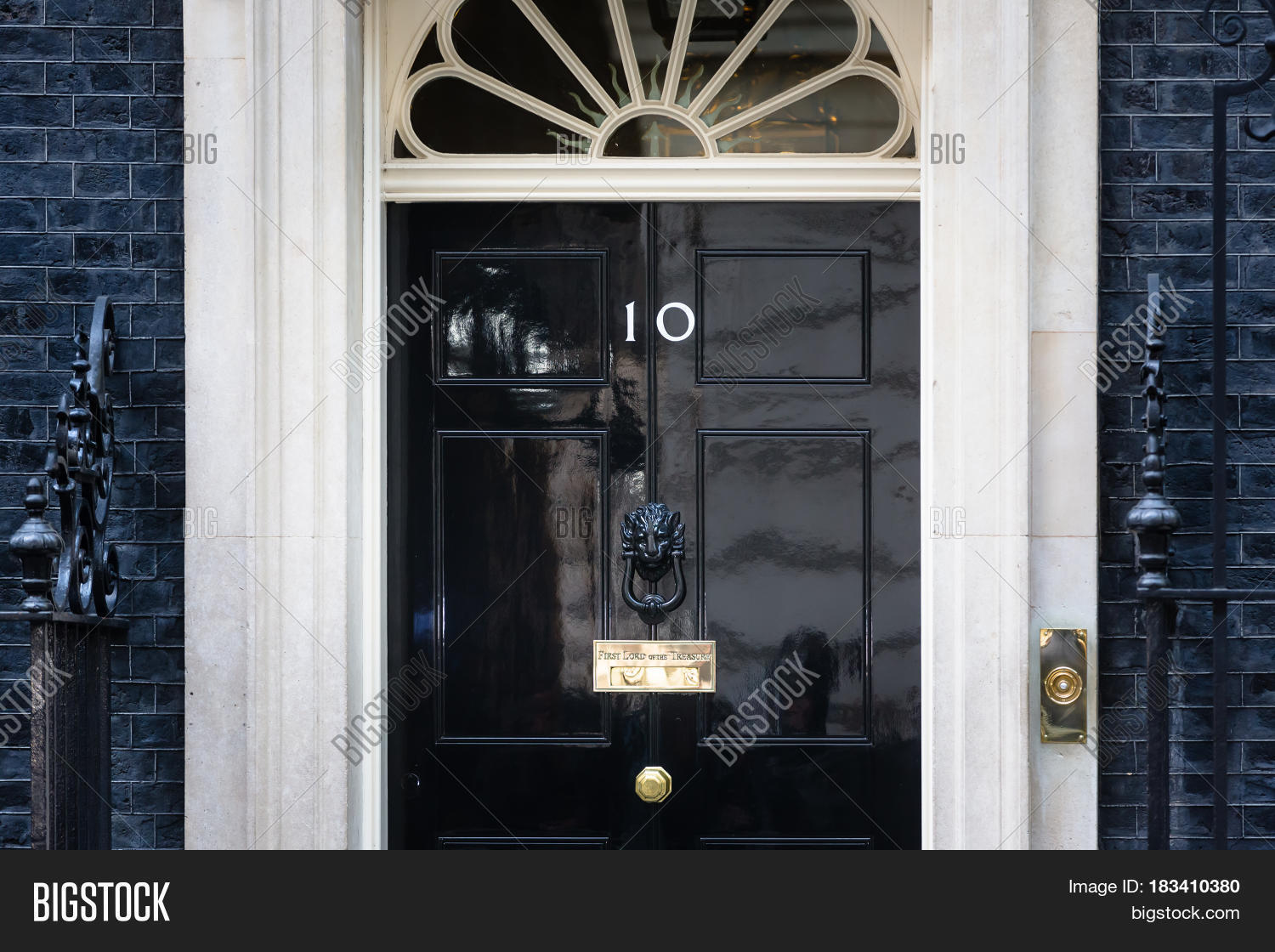 Glamorous 10 Downing Street London Front Door Contemporary - Image ...