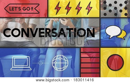 Conversation Communication Connection Information