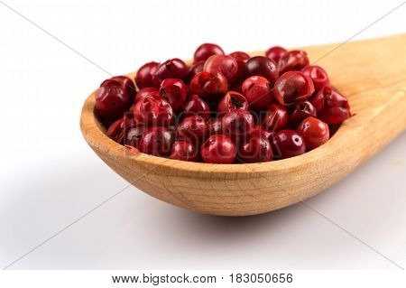 Red Spice Pepper Peppercorns