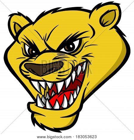Cougar_mascot.eps