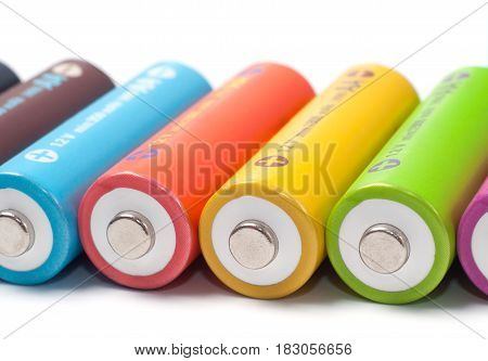 Rechargeable AA batteries, Nickel metal hydride, Ni-MH
