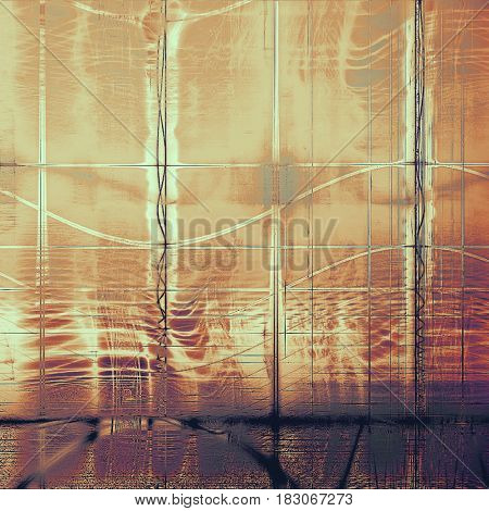 Grunge, vintage old background. With different color patterns: yellow (beige); brown; gray; pink; red (orange); purple (violet)
