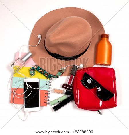 Fashionable Female Accessories For Modern Woman.