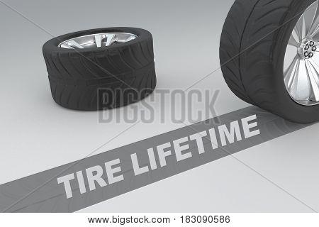 Tire Lifetime Concept