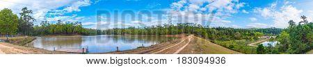 Landscape image of
