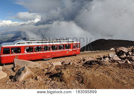 Pikes Peak Tram