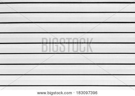 White Siding Texture