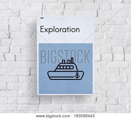 Cruise Boat Nautical Ocean Sea Ship Tour Concept
