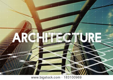 Architecture City Life Business District Urban Town
