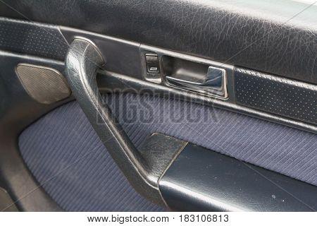 Car Door Paneling