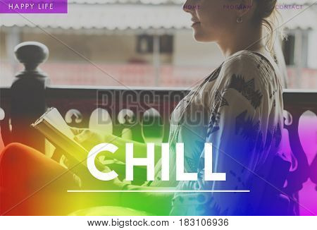 Hobby Relaxation Chill Lifestyle Concept