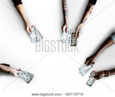 Money Cash Earnings Financial Buy Sale Pay