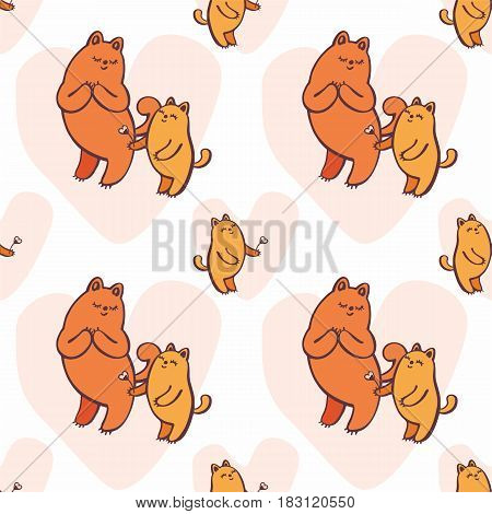 Pattern With Kittens.eps