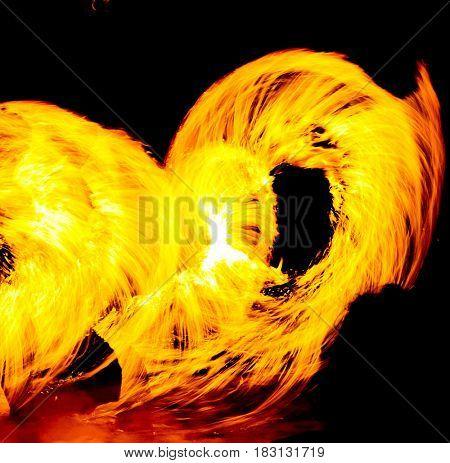 Burning Man Carnival Light
