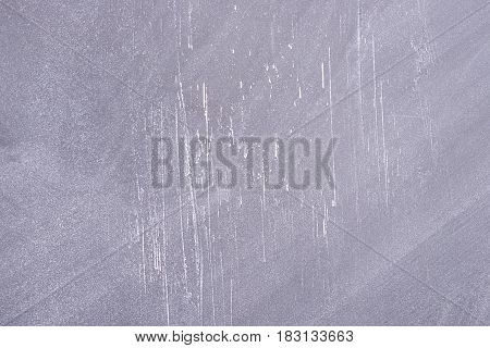 Black School Board With Scratches